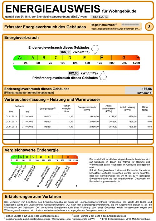 Muster Energieausweis Seite 3